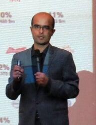 علی جاهدی-استارتاپ